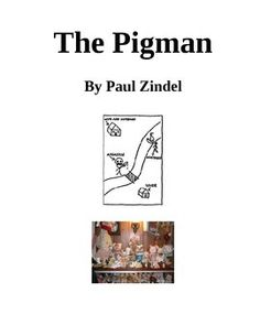 The Pigman Chapters 7 - 8 Study Guide - coachdanner.net