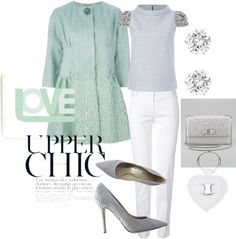 """""""Classic Mint..."""" by mitika1980 on Polyvore"""