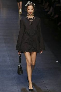Dolce & Gabbana Ready To Wear Spring Summer 2014 Milan - NOWFASHION