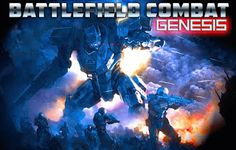 Best Games Apps For Android Mobile: Android Game Battlefield Combat: Genesis v1.3 Apk