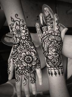 http://tattoo-ideas.us #Henna tattoos @Joshua Hansen Ideas #MakeOverBar  Lovely