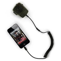 Look what I found at UncommonGoods: walkie talkie handset... for $12 #uncommongoods