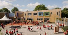 Architype: The UK's Leading passivhaus, sustainable architects, school architects and green building projects architects