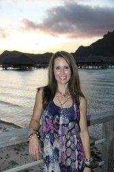 Wearing my pearls in Bora Bora!!Photo Contest | Approved Submissions