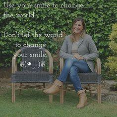 Smile always #anyway :o)