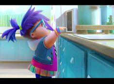 Artes de Nacho Molina para o filme VIVO, da Sony Animation | TheCAB Nachos, Tortilla Chips