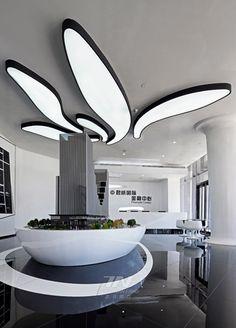 【新提醒】王五平--太原君威国际金融中心售楼处 - 商业空间设计 - 拓者设计吧 - Powered by Discuz!