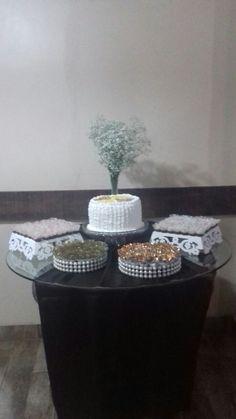Decoração Festa Bodas de Pérola