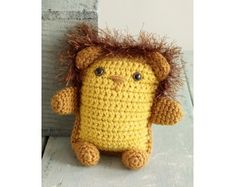 Happy World Lion Day! Get this free crochet pattern!