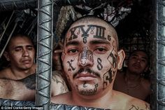 295 Best Prison Gangs images in 2019 | Prison, Face tattoos