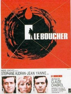 LE BOUCHER (by Claude Chabrol)