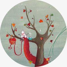 ilustraciones otoño - Buscar con Google