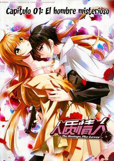 THE HOSTAGE, THE LOVER Capítulo 1 página 1 (Cargar imágenes: 10) - Leer Manga en Español gratis en NineManga.com