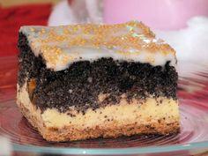 Sernik z makiem na kruchym spodzie Poppies, Cheesecake, Seeds, Food And Drink, Cakes, Cheese Cakes, Food Cakes, Pastries, Torte