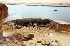 Egypt's Ultimate Eco Lodge, The Adrère Amellal