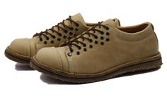 Art-H-Pied - Version 04beige du Modèle Ty Moon - chaussures pour hommes sur mesures