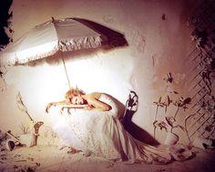 """The Handmade's Tale"" Vogue Feb 2006 - My two favourite creatives - Tim Walker & Grace Coddington"