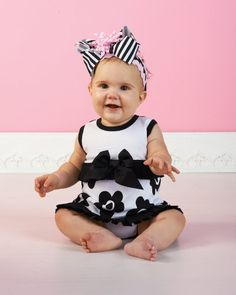Black dress 12 months smiles