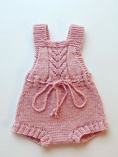 Baby Boy Knitting Patterns, Baby Sweater Patterns, Knit Baby Sweaters, Baby Girl Crochet, Knit Vest, Doll Clothes, Knit Crochet, Rompers, Women