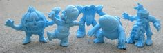 """Best Mini Series: """"OMFG (Outlandish Mini Figure Guys), Series 2"""" by October Toys"""