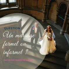 Mariage : certains aimerons le décorum traditionnel, d'autres une ambiance plus décontractée...