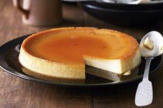 Indulge yourself and your guests with this delectable coconut creme caramel.