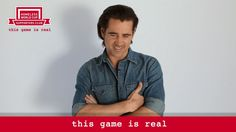 Ambassador Colin Farrell supports the Homeless World Cup