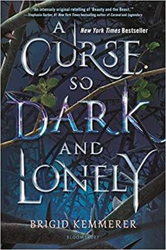 HEA unveils the cover and shares an excerpt from YA fantasy romance A Curse So Dark and Lonely by Brigid Kemmerer, arriving in January About the book: Fall in love, break the curse. It once seemed so easy to Prince Rhen, the heir to Emberfall. Reading Lists, Book Lists, Ya Books, Books To Read, The Reader, Beautiful Book Covers, High Fantasy, Fantasy Romance, Fantasy Art