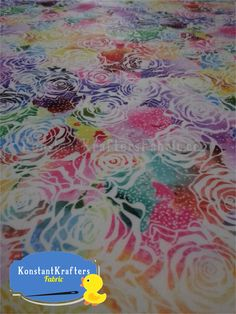 PUL Colorful Roses  Preorder June 2015