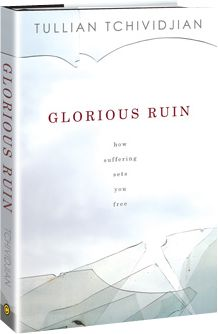 "Glorious Ruin: ""There's nothing like suffering to remind us how much we need God. As John Zahl has said, ""God's office is at the end of our rope."""""