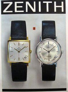 Zenith Watches, 1965