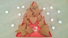 Gingerbread cookies zijn een norm populair kersthapje in o.a. Amerika en Engeland. Het zijn heerlijk gekruide koekjes, waarbij de gember voor de specifiekesmaak zorgt. De koekjes zijn knapperig va...
