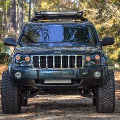 nightshade wk | REVKIT 2007 Jeep Grand Cherokee, Jeep Cherokee, Jeep Cars, Auto Jeep, Jeep Wk, Off Road Camping, Jeepers Creepers, Roof Rack, Jeep Life