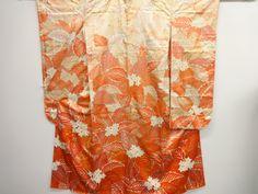 Furisode Kimono SILK $156