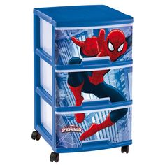 Drawers Spiderman