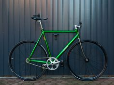 Colossi Al Colossione // Electric Green
