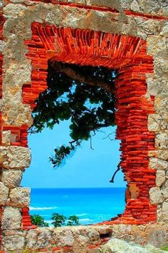 Camaceyes, Aguadilla, Puerto Rico. Hmm, maybe I will get to see this on my next visit.