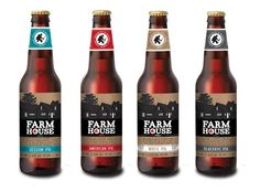 Long Trail Launches Farmhouse Ales Series, Harvest Ale, Limbo IPA & Brown Bag Black Rye IPA