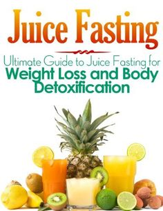 Juice Fasting: Ultimate Guide to Juice Fasting for Weight Loss and Body Detoxification! by Maddie Alexander, http://www.amazon.com/dp/B00D3Y9STO/ref=cm_sw_r_pi_dp_whJUrb0NBSFSG