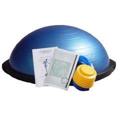 Bosu Ball Home Balance Trainer~ I want one!!
