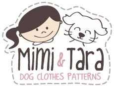 Free Dog Clothes Sewing Patterns. All sizes. Dresses, T-shirts, diaper, panty, harness, christmas coat, sweater, pants, vest & halloween all for dogs.
