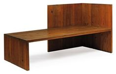 donald judd bench