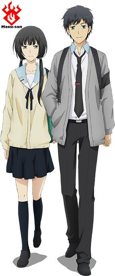 Relife - Hishiro & Arata