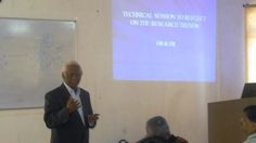 Prof. Irudaya Raj, Senior Professor of OB, XLRI, Jamshedpur addressed The ICFAI University, Jharkhand Ph.D scholars of 2016 batch, as a visiting faculty.