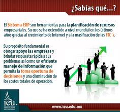 Sistema ERP - IEU