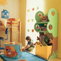 Girl Decor, Baby Room Decor, Baby Bedroom, Kids Bedroom, Diy Crafts Slime, Clever Kids, Girl Bedroom Designs, Kids Room Design, Kids Furniture