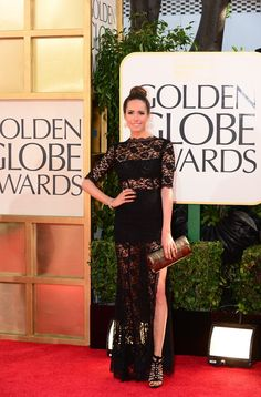 Golden Globes 2013 Red Carpet Photos: See The Fashion & Glittering Gowns! (PHOTOS)