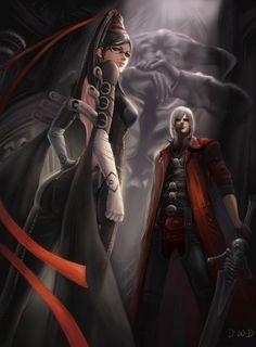 Bayonetta e Devil May Cry