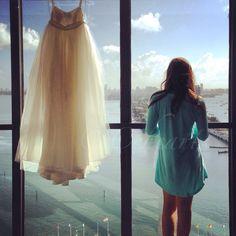 Miami  Wedding morning