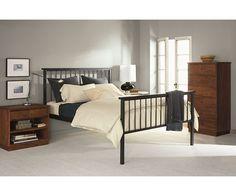 Mackintosh High Footboard Beds - Beds - Bedroom - Room & Board